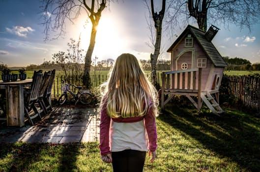 Domki ogrodowe dladzieci